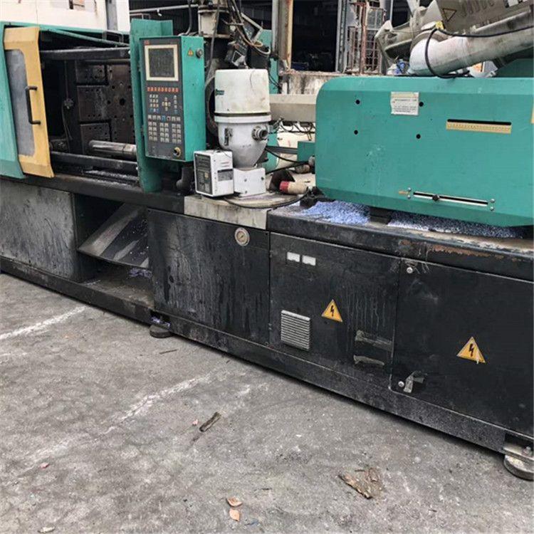 朗1格130吨变量泵注塑机 二手卧式注塑机