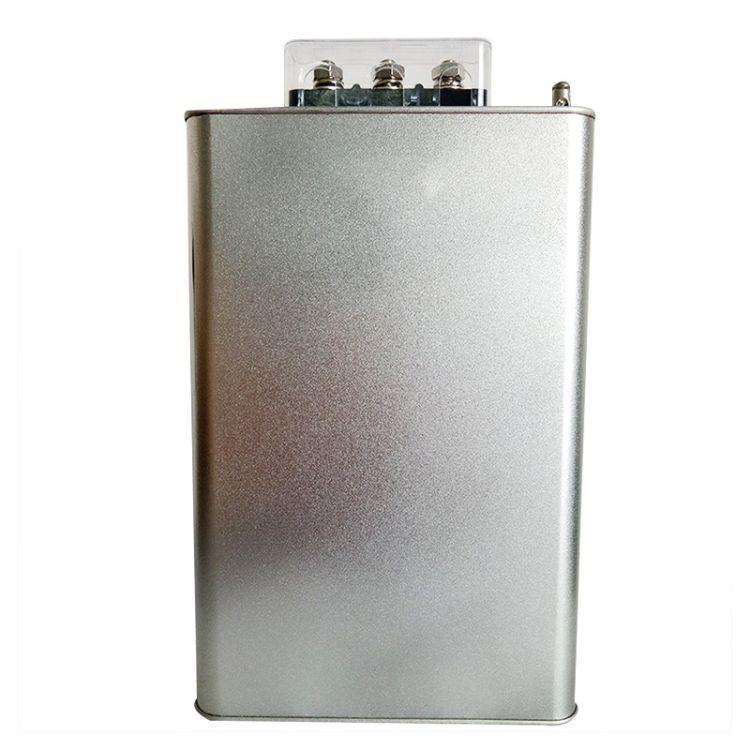 电力电容器 长方形自愈式低压并联电容器0.48-30-3滤波补偿电容器