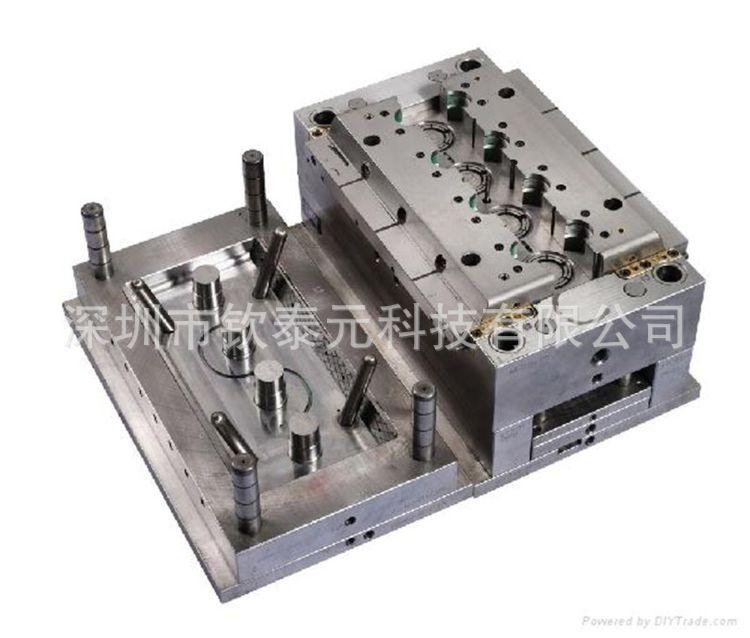 塑胶模具 注塑模具 塑料模具 模具制造 深圳松岗模具厂