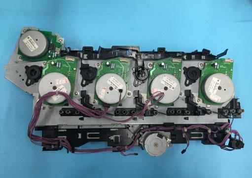 原裝HP4025硒鼓齒輪組 HP4525硒鼓驅動齒輪組 硒鼓馬達 電機
