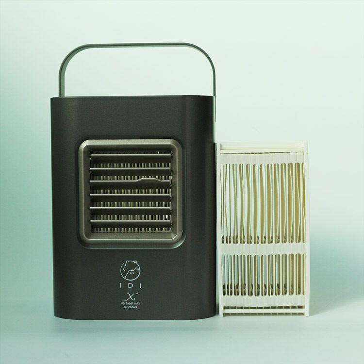 IDI 微型冷气机奈米滤芯个人空调扇单冷移动加水小空调奈米滤芯