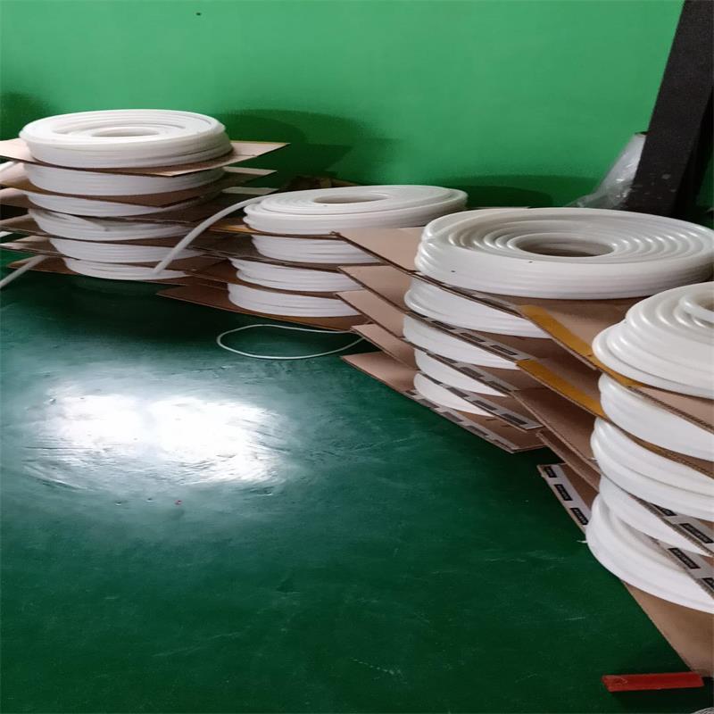 食品级硅胶管白色硅胶管19*25MM大口径硅胶管硅胶软管厂家订制