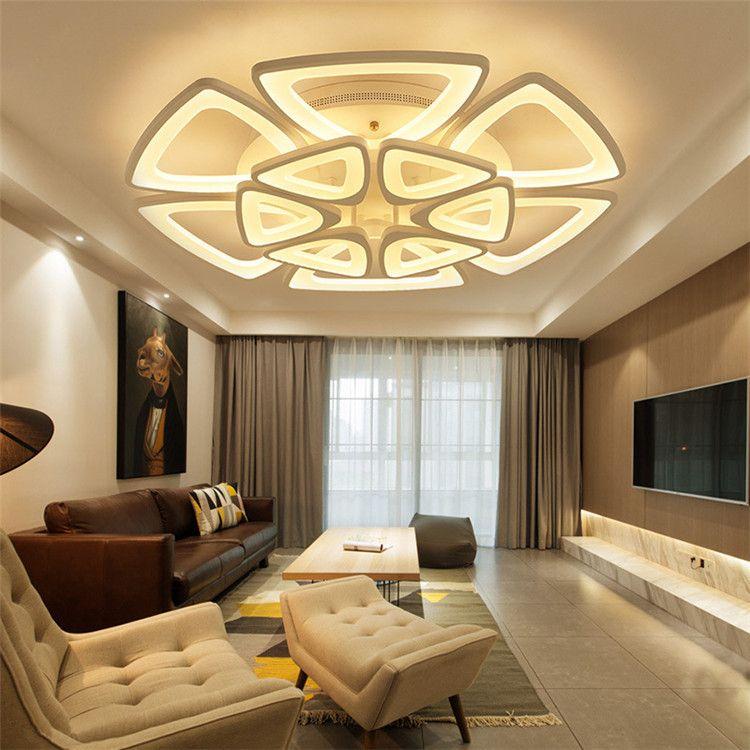 客厅灯后现代led吸顶灯简约大气创意卧室灯个性餐厅灯艺术书房灯