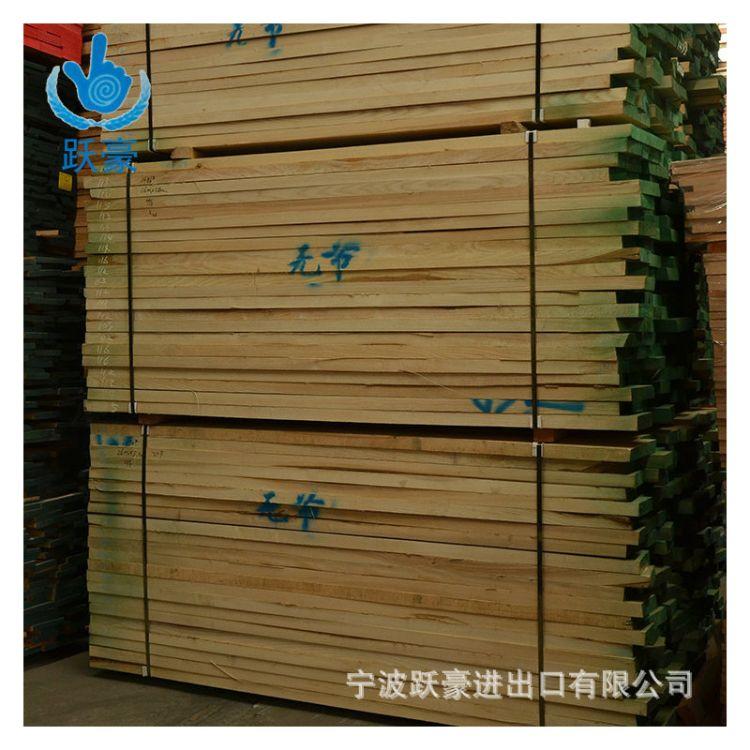 进口白蜡木实木板 北美白蜡木烘干木板材 厂家批发家具板材