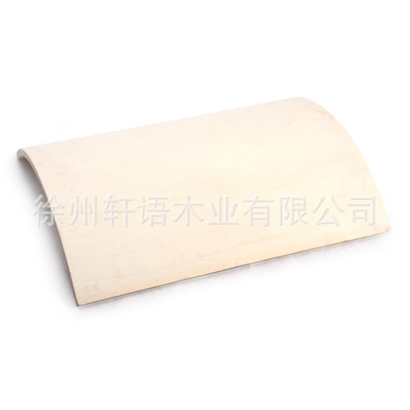 厂家直销家具配件 椅子 弯曲木加工定制 异型弯板 弯型板