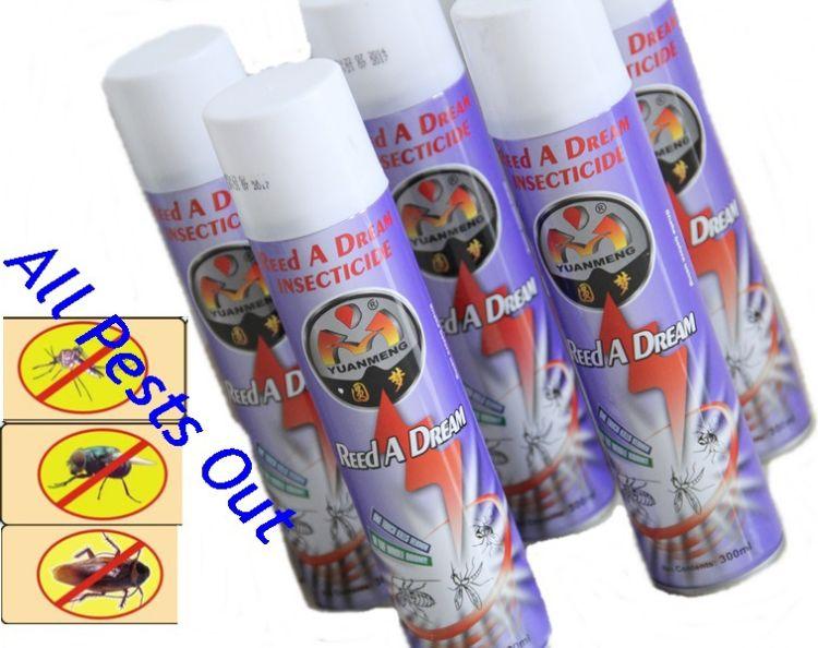 出口气雾杀虫剂 杀虫剂 RAD杀虫剂 气雾剂可贴牌代加工