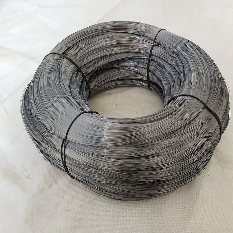 厂家直销光纤钢丝网可定做轧花钢丝,高碳弹簧钢丝,镀锌钢丝
