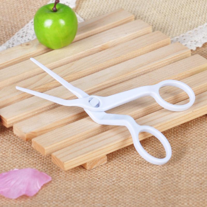 千团精工蛋糕裱花剪 奶油花转移剪刀 翻糖裱花剪刀 翻糖工具