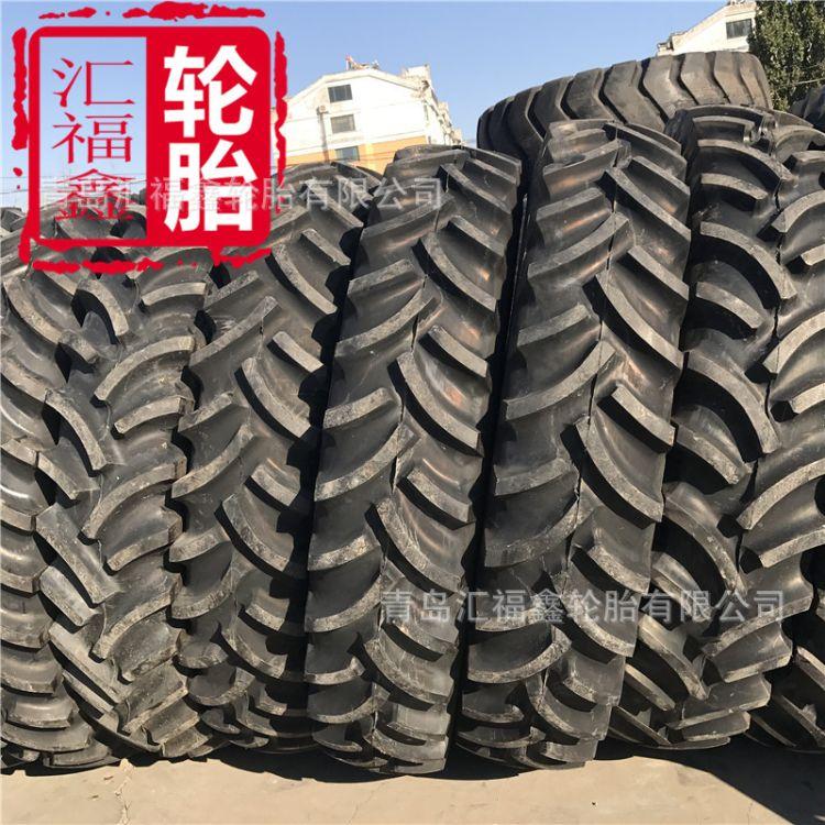 现货销售前进大马力拖拉机轮胎14.9-48 R-1S 中耕机轮胎
