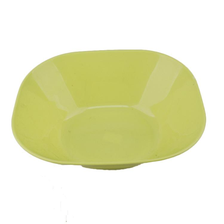 厂家直销 塑料沙拉碗 厨房用品 WAN-0605