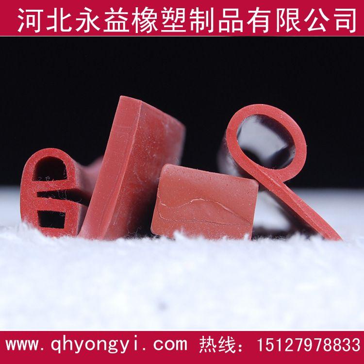 供应硅胶密封条 耐高温硅胶密封条 彩色硅胶条 异型硅胶密封条