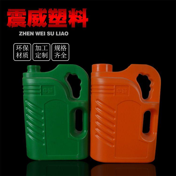厂家热销5升塑料壶 塑料桶 香精香料壶 塑料壶 高阻隔农药桶
