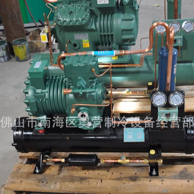 厂家直销比泽尔冷库机组 制冷压缩机 逆流式冷库压缩机 压缩机组