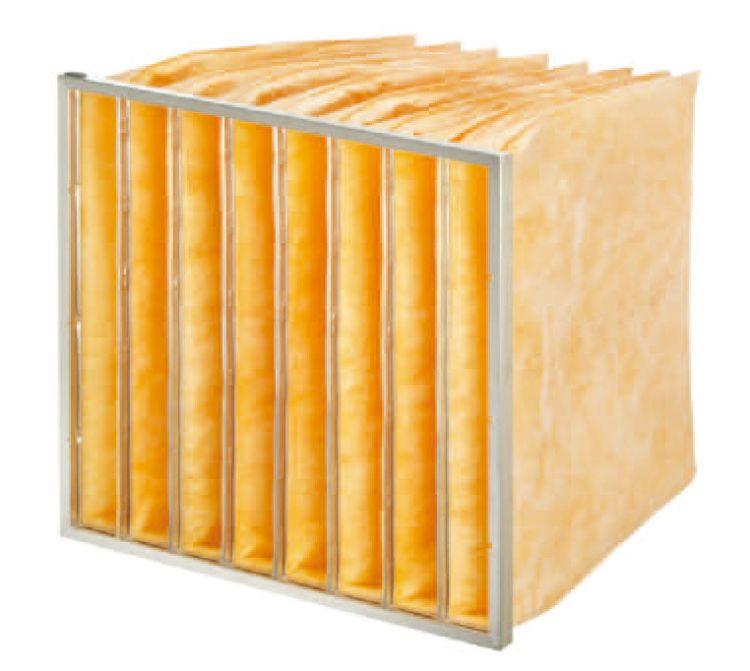 批发供应中效过滤器 通风系统中效箱式过滤器 中效箱式过滤器