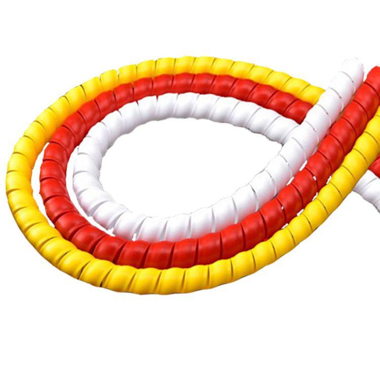 螺旋护套、油管护套、弹簧护套、胶管保护套、平面螺旋胶管保护套