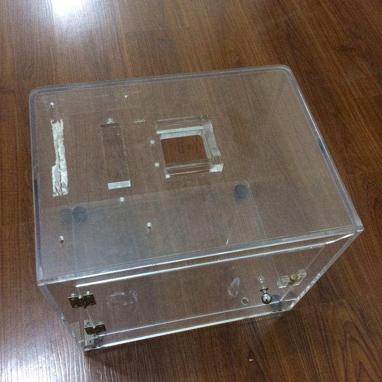 订做亚克力宠物箱亚克力饲养箱亚克力箱子亚克力盒子