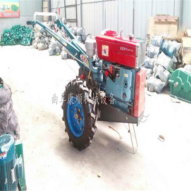 轻便耐用手扶拖拉机耕地机 18马力手扶拖拉机 微耕机型号