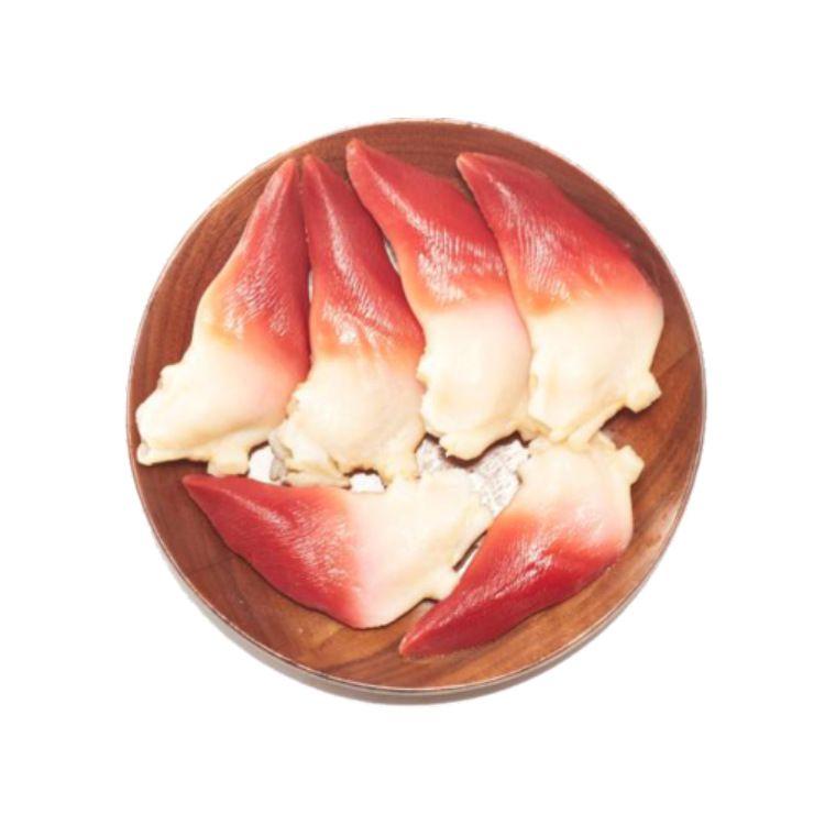 [海之林]朝鲜北极贝 冷冻刺身贝 冷冻食品批发深海冷冻食品