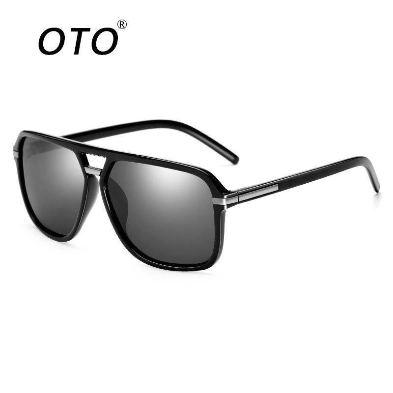 外贸爆款 欧美个性款太阳镜 方框潮牌男士墨镜 男士旅游街拍眼镜