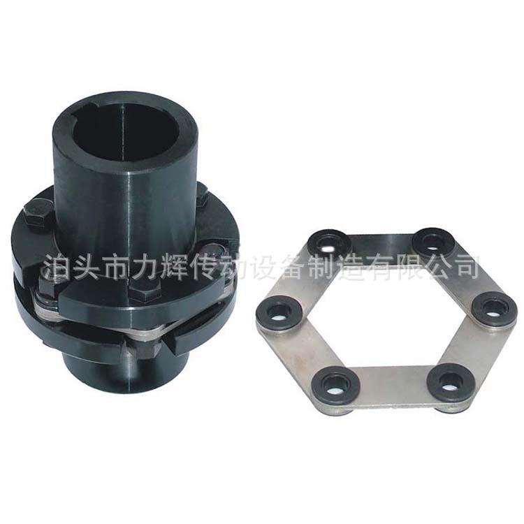 现货销售JM型弹性膜片联轴器 金属弹性联轴器 规格齐全加工定制