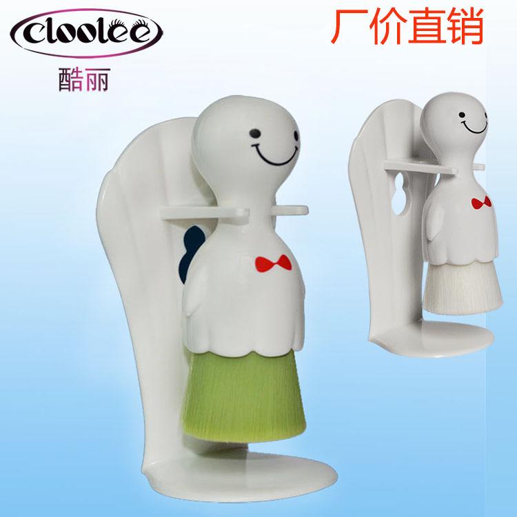 跨境专供 亚马逊货源 娃娃超细纤维洗脸刷 洁面刷 海澡 厂家OEM订