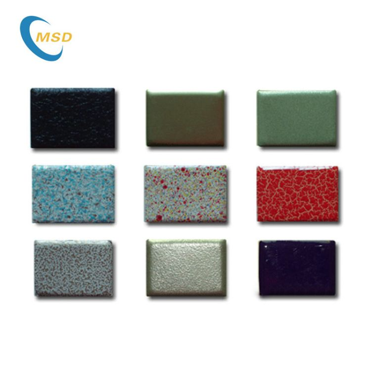 耐高温绵纹粉末涂料   环氧聚酯塑粉   阻燃防火塑粉