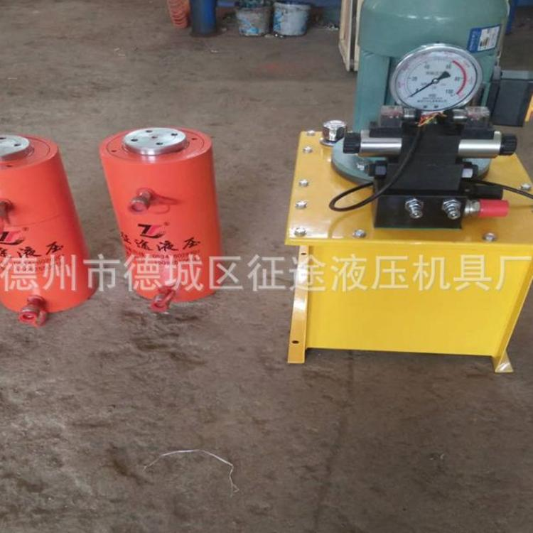 德州定制D系列液压泵站 油缸专用电动液压泵 小型柱塞式液压站