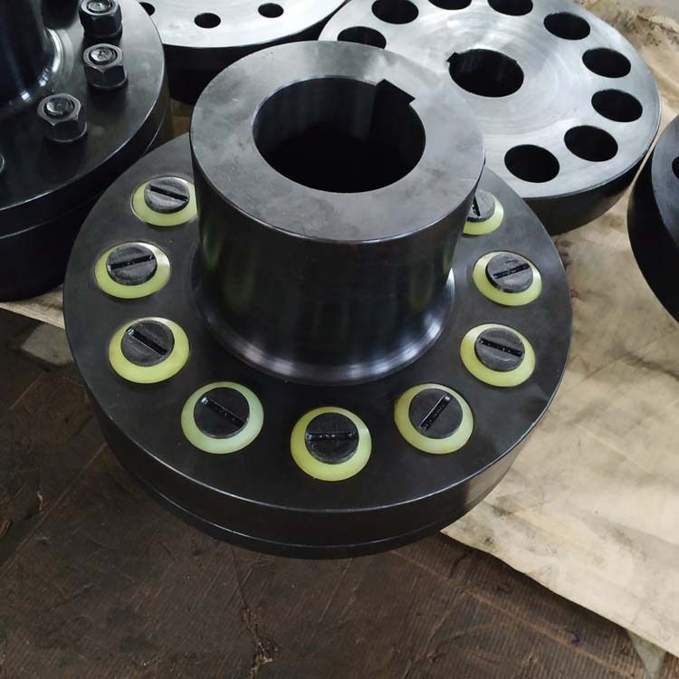 盛峰供应弹性套柱销TLL7弹性套柱销联轴器传动配件厂家直销