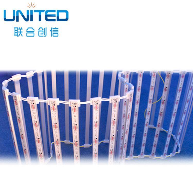 厂家直销 CX-DP75深圳亮化卷帘屏 户外防水卷帘屏