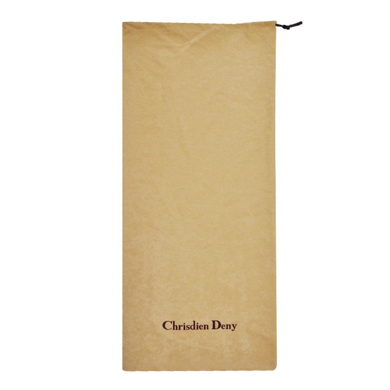 布袋加工厂 绒布束口袋 包装布袋 杏色丝绒袋定制logo 鞋防尘袋