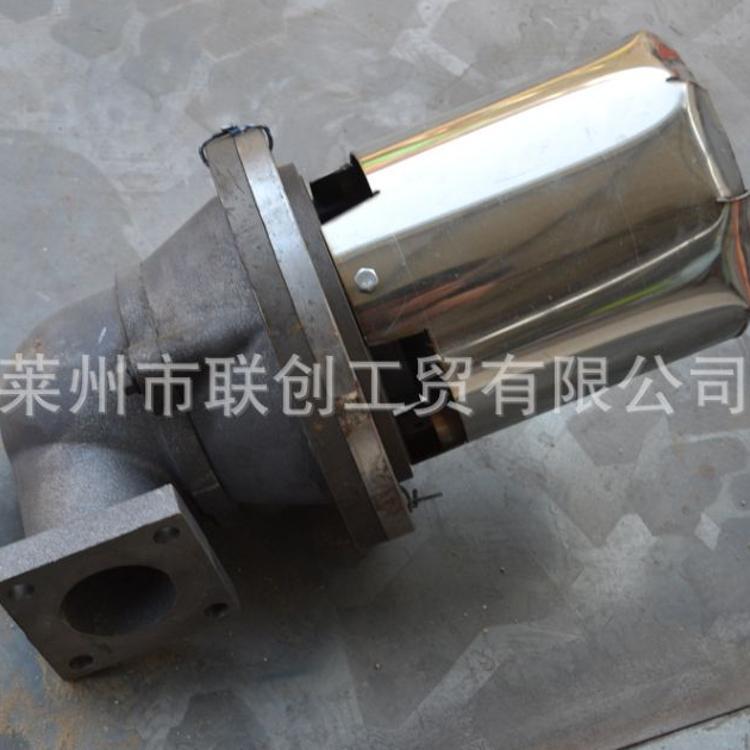 吸污车专用配件防溢阀 小型三轮吸粪车真空泵专用球阀防溢阀