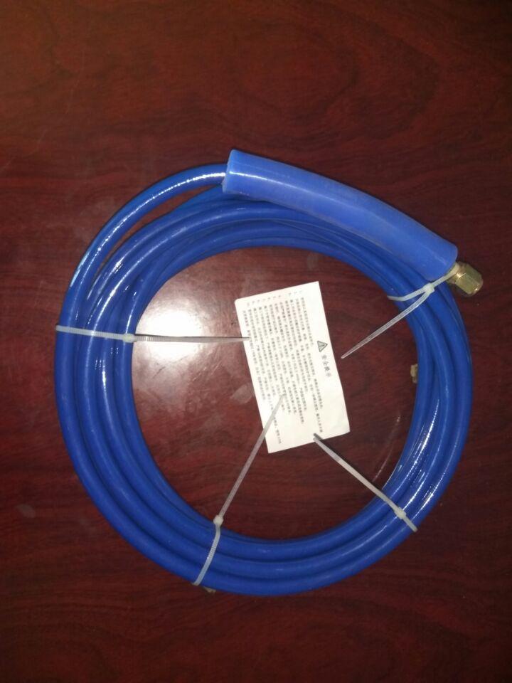 厂家直销内钢丝防爆高压注浆管一次性预埋注浆管多次性注浆管