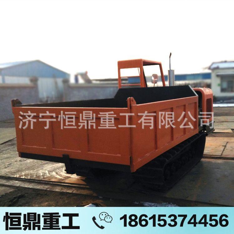 现货直销橡胶履带运输车 水田运输车 小型农用运输车