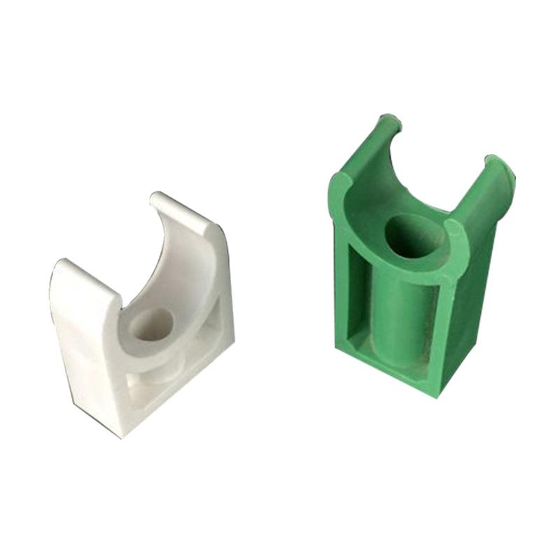 ppr水暖管件 pprU型卡 PPR管卡扣式抱卡塑料管卡批发直销