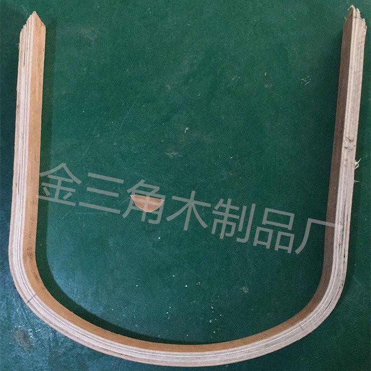 弯曲木加工 家具配件 椅子圈 可定制 厂家直销