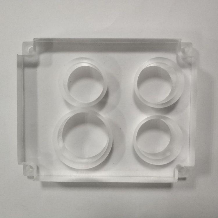 工厂直销 亚克力激光雕刻铣槽有机玻璃机器设备配件沉孔雕圆