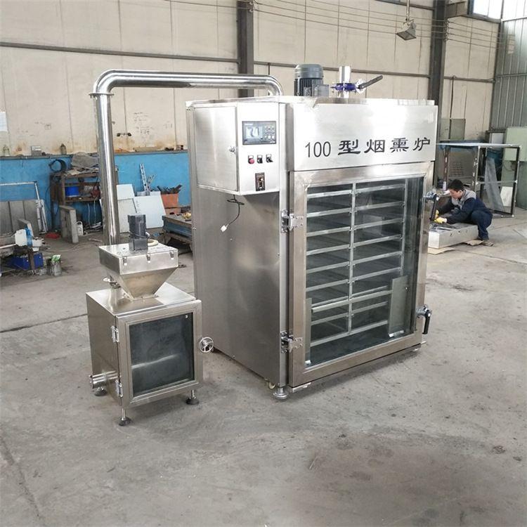 腊肠加工所有设备玉米香肠加工全套设备小型红肠生产线全套设备