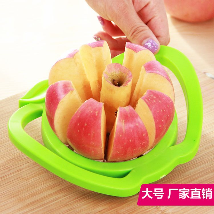 大号水果分割器 不锈钢分割去核器2 削苹果神器厂家直销切片工具