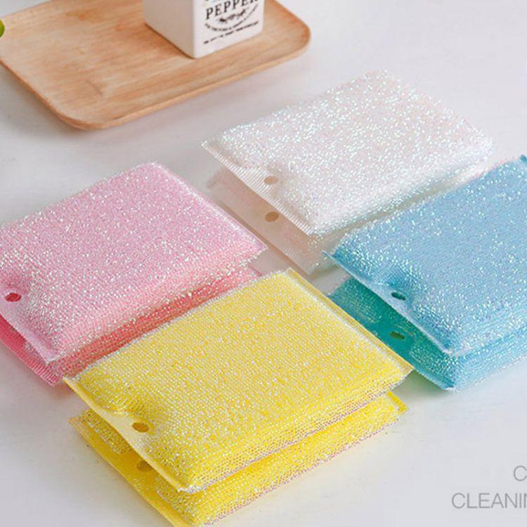 开普特 洗碗海绵擦 8片特惠装 去污魔力海绵擦魔术绵洗碗清洁海绵