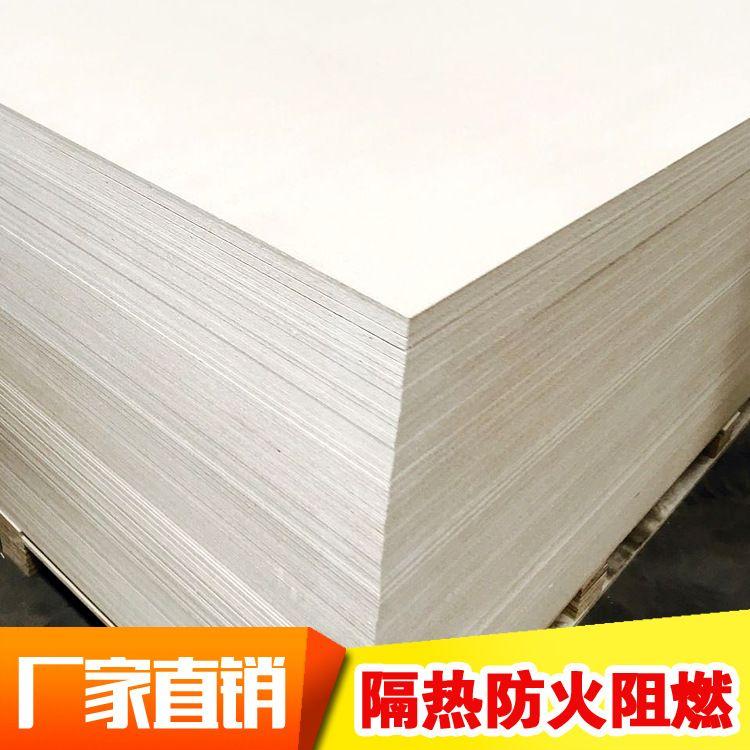 厂家生产直销A1级防火板氧化镁玻镁板3-12mm工地活动房吊顶墙板