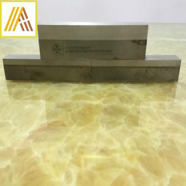 大连东轻金属 钢铝接头 承接工程个人订单 爆炸符合焊接 可定制