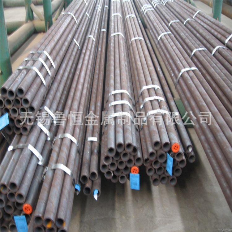 无锡16mn无缝钢管 Q345B合金钢管 屈服345无缝钢管现货直销