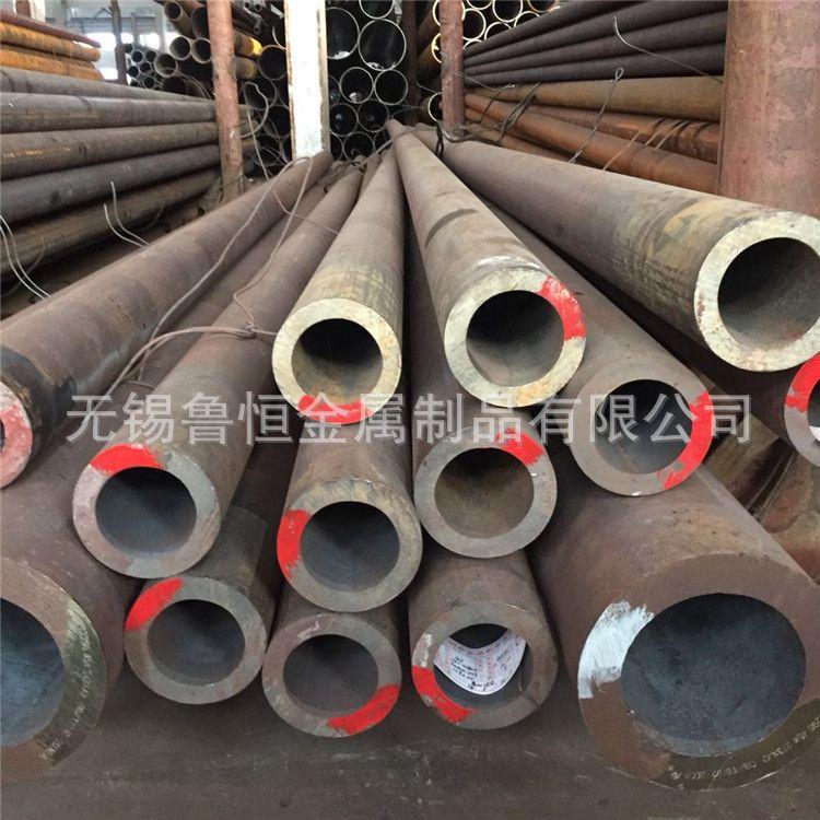 无锡16mn无缝钢管Q345B低合金管 Q345D低温管现货