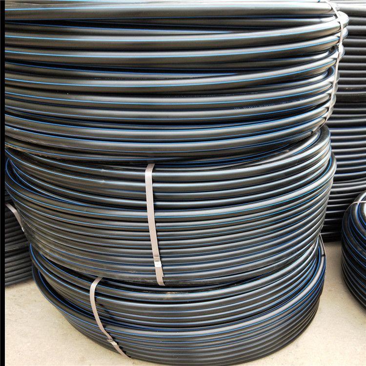 保定pe管 穿线管 高密度聚乙烯pe给水管 DN400pe管材 全新料630pe管材 拖拉管pe给水管价格