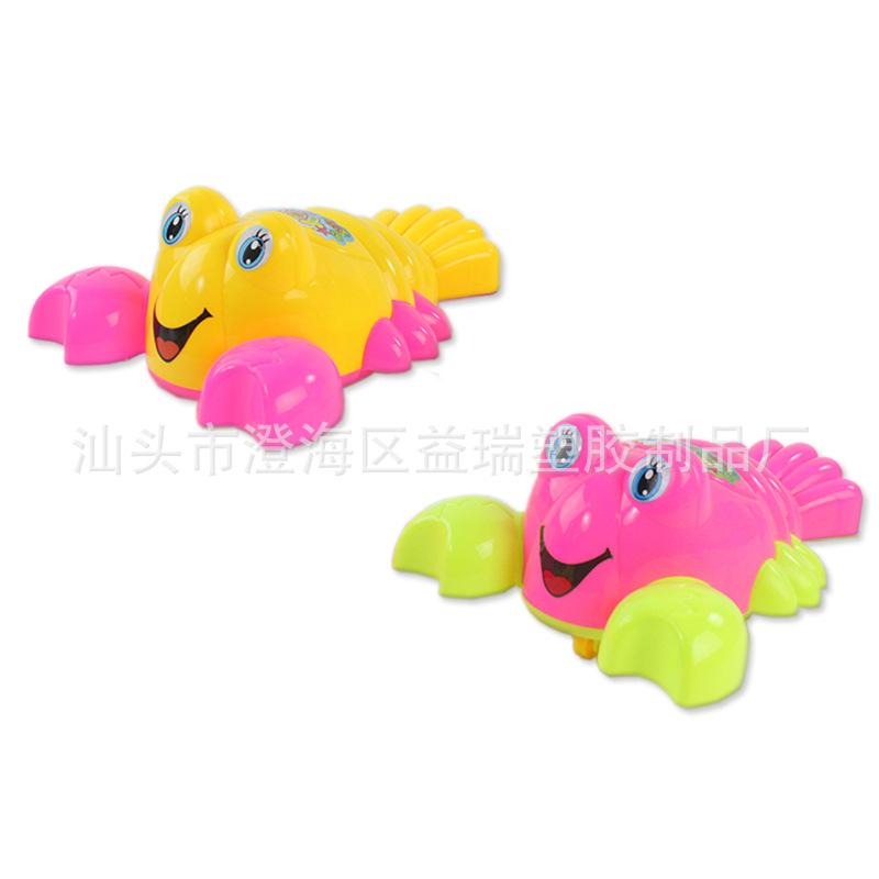 直销拉线龙虾带铃玩具 拉线卡通玩具 儿童益智玩具新奇特地摊货源