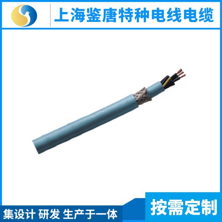 机器人电缆 工业机器人电缆线 柔性电缆 柔性耐高温机器人电缆