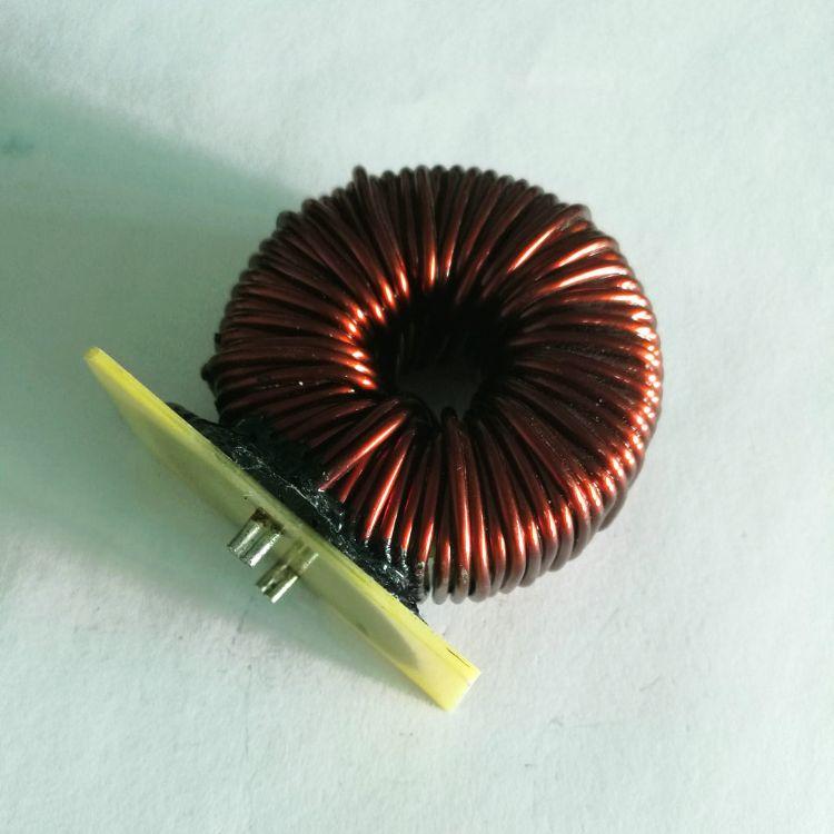 深圳厂家汽车充电桩电感铁硅铝电感铁硅磁环电感充电桩模块电感