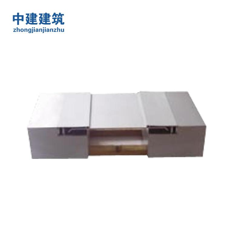 厂家直销平面铝合金变形缝 桥梁内墙伸缩缝金属盖板不锈钢变形缝