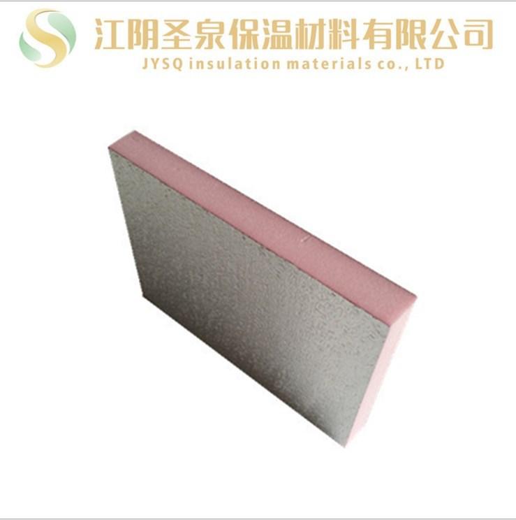 低成本高质量双面铝箔挤塑复合风管板