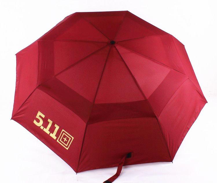 现货 新款超大双层511自动伞直径125厘米防风遮阳伞晴雨伞折叠